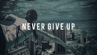 "Inspiring Hip Hop Beat ""Never Give Up"" 