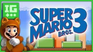 Super Mario Bros. 3 (NES/SNES) - IMPLANTgames