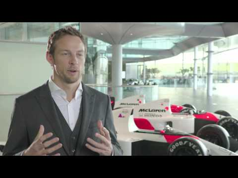 F1 2015 - McLaren Honda - Interview with Jenson Button