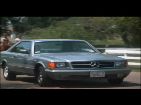 Mercedes-Benz -- Dallas TV Series