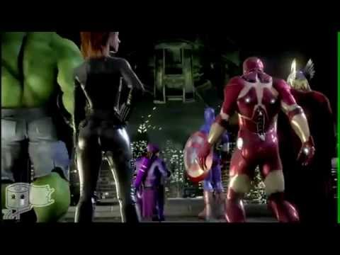 The Avengers: E3 Trailer [Thai Commentary by FAP-Gamer]