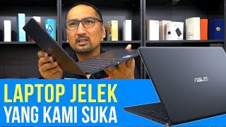Laptop Jelek yang Kami Suka: Review ASUS ZenBook 13 UX331UAL - Indonesia