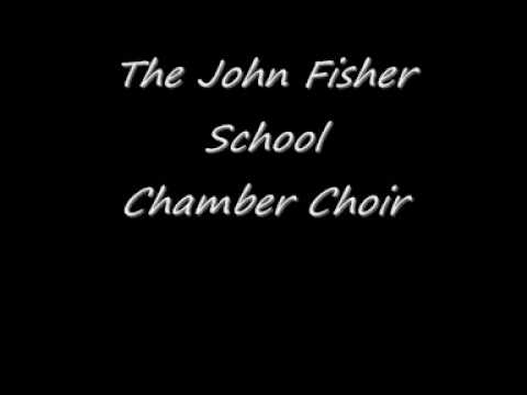 The John Fisher School Chamber Choir- Lord For Thy Tender Mercy's Sake