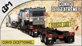 American Truck Simulator - L'ÉNORME Convoi de l'extrême (Heavy Cargo)