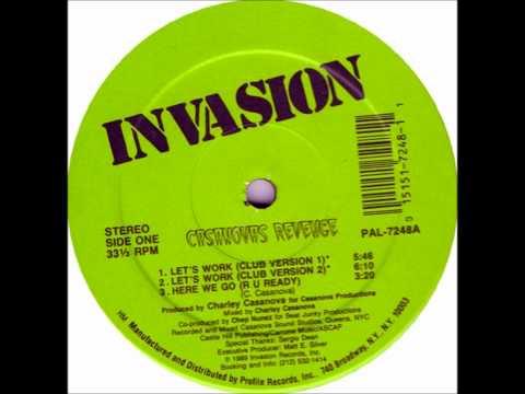 Casanova's Revenge - Banji Dance