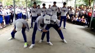 Nhảy Hiện Đại - 11@3 - Trường Xuân