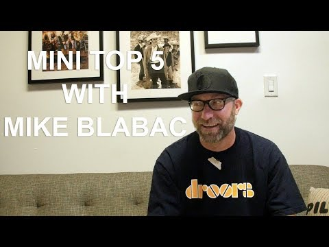Mini Top 5 with Mike Blabac | Photos of Mike Carroll