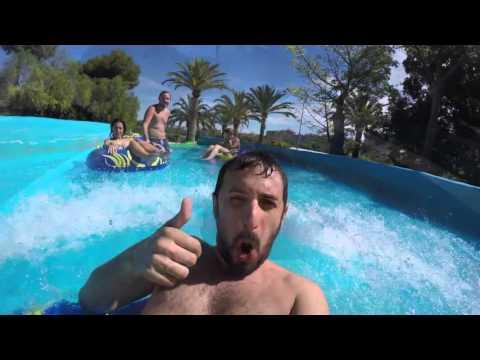 Aqualand Torremolinos Gopro