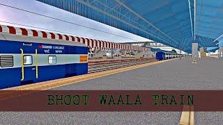 Bhooth waala train indian train simulator