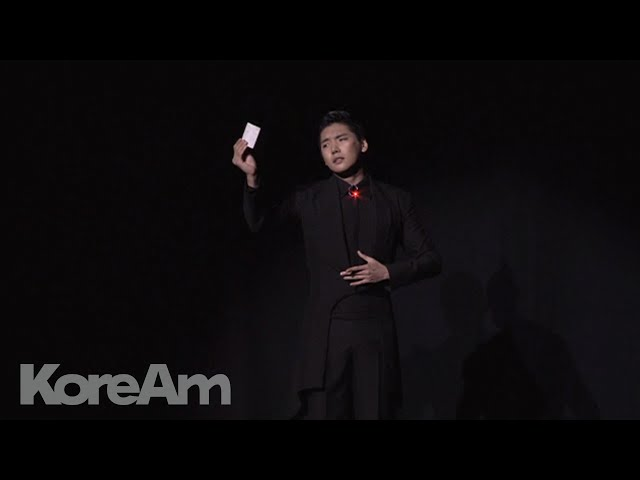 Yu Ho-jin, Magician of the Year Performance