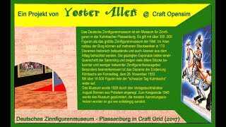 ☼ Deutsches Zinnfigurenmuseum- Plassenburg  in Craft Grid Opensim