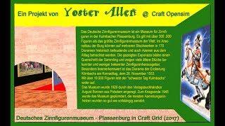 ☼ Deutsches Zinnfigurenmuseum- Plassenburg  in Craft Grid Opensim