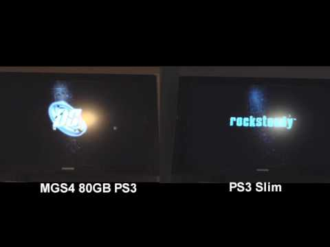 Ps3 Fat Specs Faster Than Old Fat Ps3