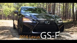LED Lighting Walkaround - 2016 Lexus GS-F - Blinkers, Lowbeams, Taillights and Highbeams