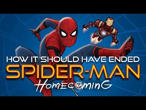 How Spider-Man Homecoming Should Have Ended thumbnail
