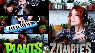 Plants vs. Zombies - Loonboon (Gingertail Cover)