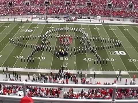 The Ohio State University Marching Band TBDBITL Halftime The End of the World