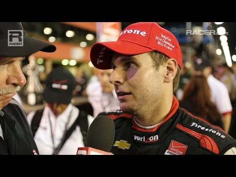 RACER: Will Power 2014 IndyCar Champion