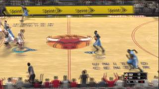 NBA 2K13 : Gaming Live Abonnés - Nuggets vs Bulls (HD)