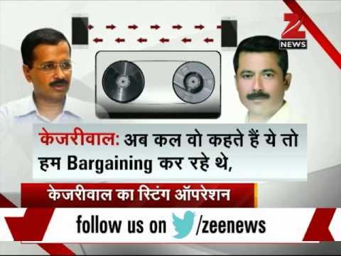 AAP audio sting: Arvind Kejriwal's bitterness towards Prashant, Yogendra exposed