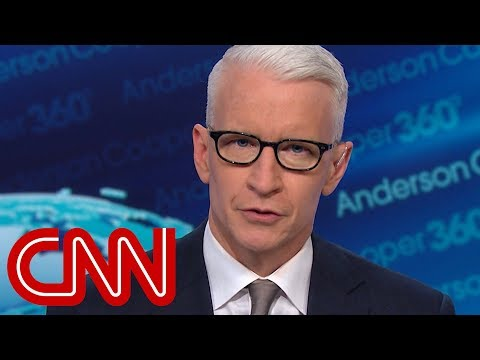 Cooper: Trump Deafeningly Silent On Alleged Affairs