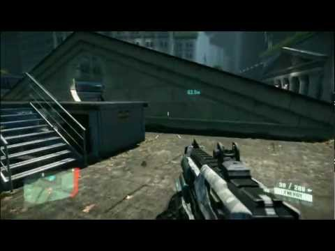 Nvidia Geforce GT 630M Crysis 2 Max settings
