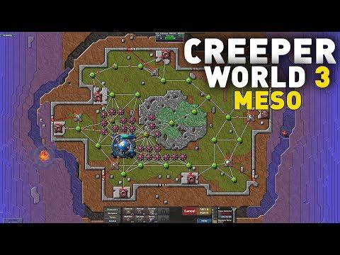 Прохождение CREEPER WORLD 3 - MESO #20