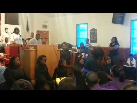 Calvary Missionary Baptist Church of West Monroe,LA COC Praise Dancers