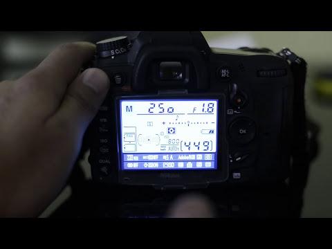 Curso gratuito de Fotografía Digital - 3ra entrega El Fotómetro