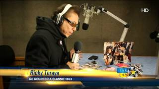 Ricky Toraya regresa a Multimedios Radio