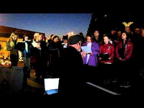 Belmar Elementary School Chorus All I want for Christmas