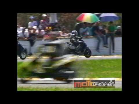Motomanía Scooter Zarzal