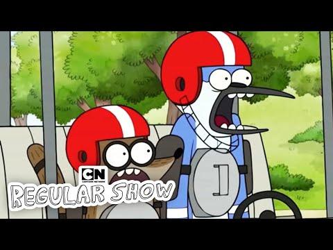Regular Show Sneak Peek - Brilliant Century Duck Crisis Special I Cartoon Network