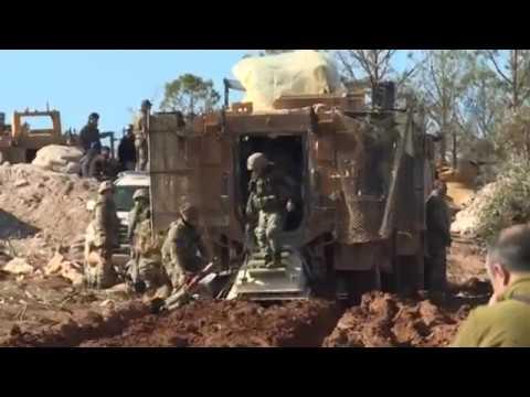2. Ordu Komutanı Korgeneral İsmail Temel Burseya Dağı'nda