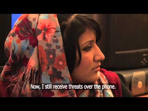 Afghan Actress Refuses To Quit Despite Attack