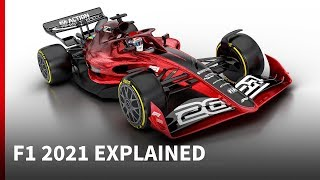 F1's 2021 rule changes: 10 things you need to know