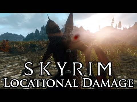 Skyrim Mod: Locational Damage