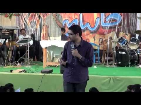 Jesus wants to be your best friend - Evng. Shyju speaking to children