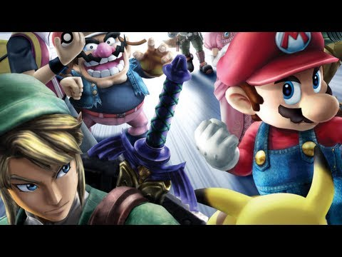 Smash Bros. News / Rumors for 3DS & Wii U