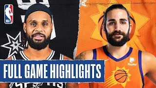 SPURS at SUNS | FULL GAME HIGHLIGHTS | December 14, 2019