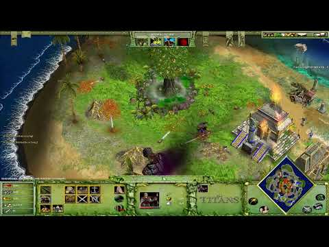 Let's Play Age of Mythology The Titans Mission 12 [German] - Krieg der Titanen