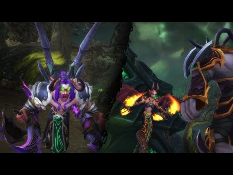 Demon Hunter Now Live