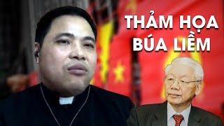 LM Đặng Hữu Nam hạch tội Nguyễn Phú Trọng gây ra thảm họa búa liềm tại VN
