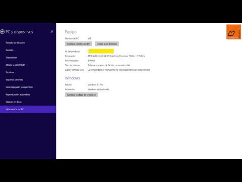 Windows 9 sólo será para PC de 64-bits