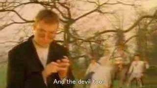 Watch XTC Dear God video