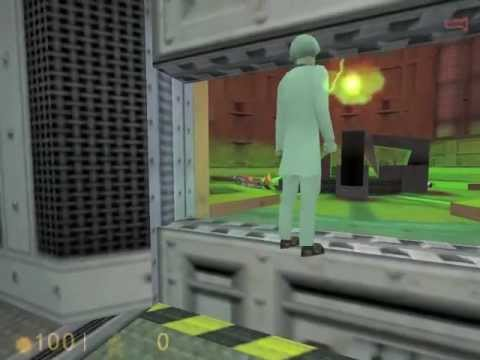 Half Hour Half-Life (HQ) by Spider-Waffle (29:41) (World Record)
