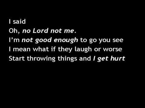 Crystal Lewis – I Will Go (ppt)