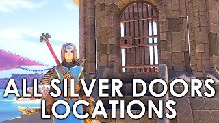 Dragon Quest XI All Silver Door Normal  Locations And Treasure Chest Guide