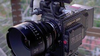 Unboxing a $50,000 Camera