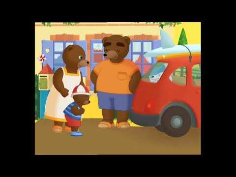 Petit ours brun petit ours brun part en vacances youtube - Petit ours brun a l ecole ...